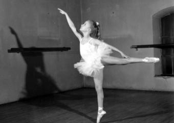 Danse Classique Pointes Age